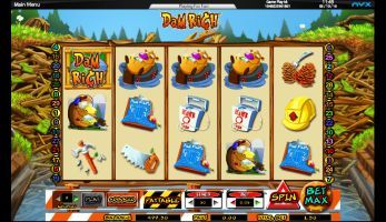dam rich slot picture from game